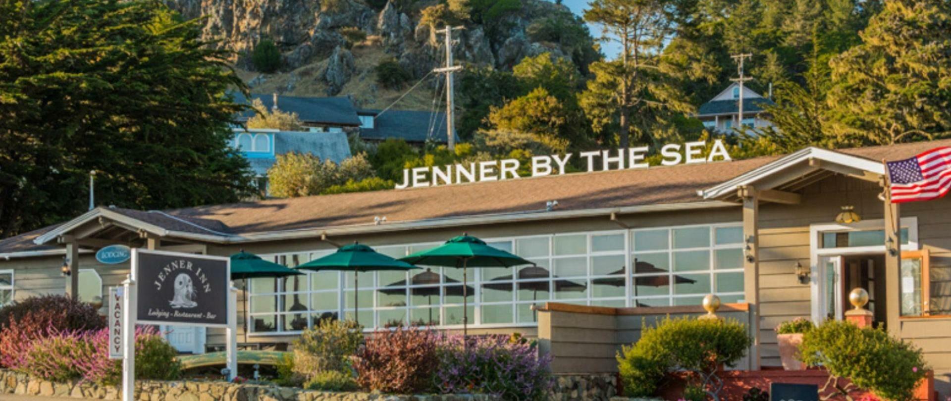 Home, Jenner Inn