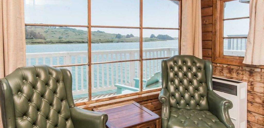 Boat House Room, Jenner Inn