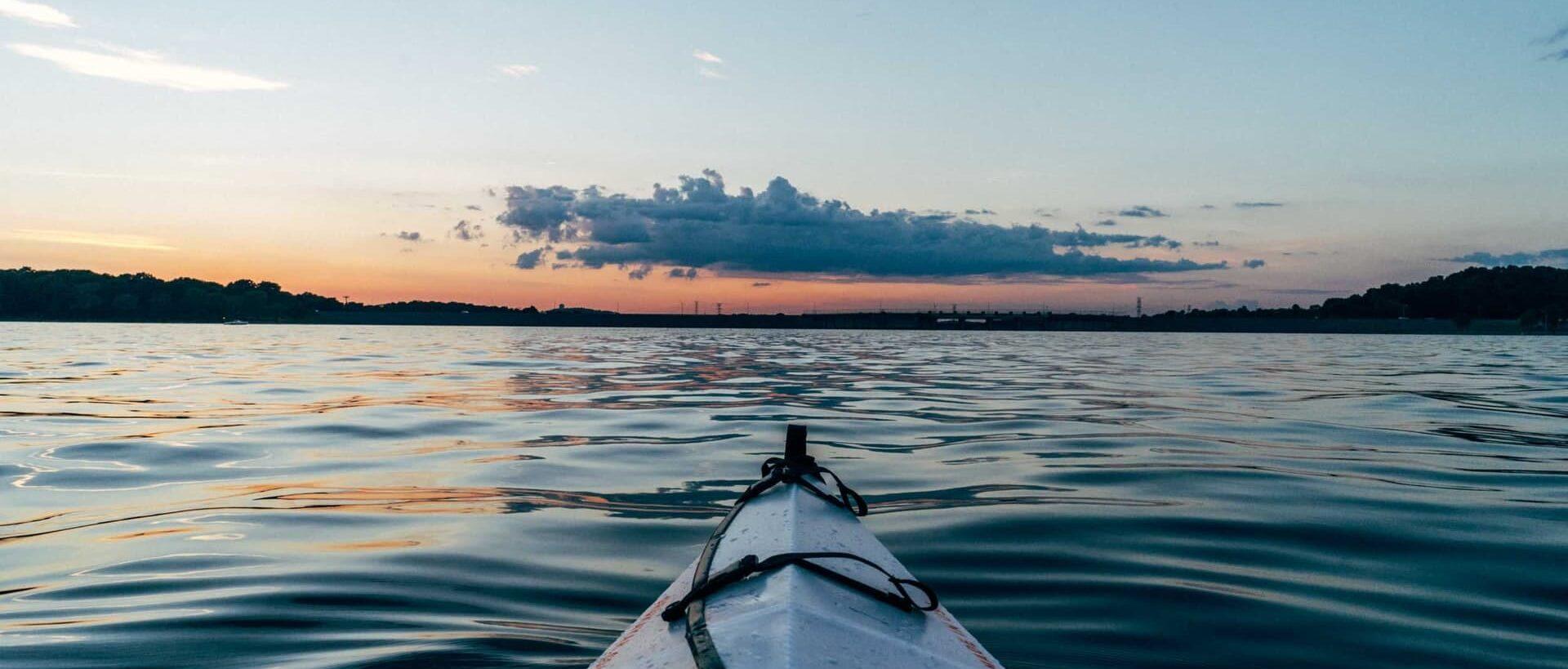 Kayaks, Jenner Inn